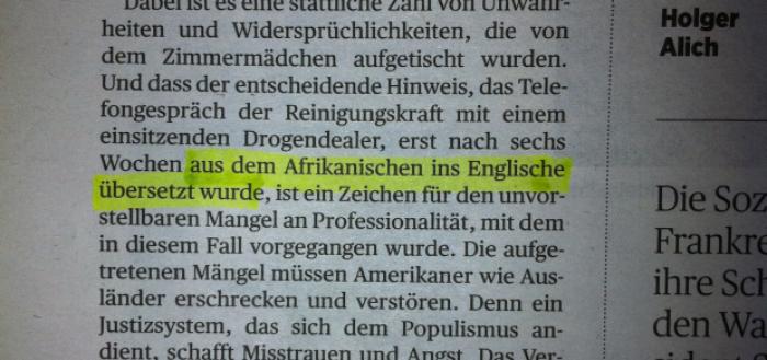 Handelsblatt, 4. Juli 2011, S. 12