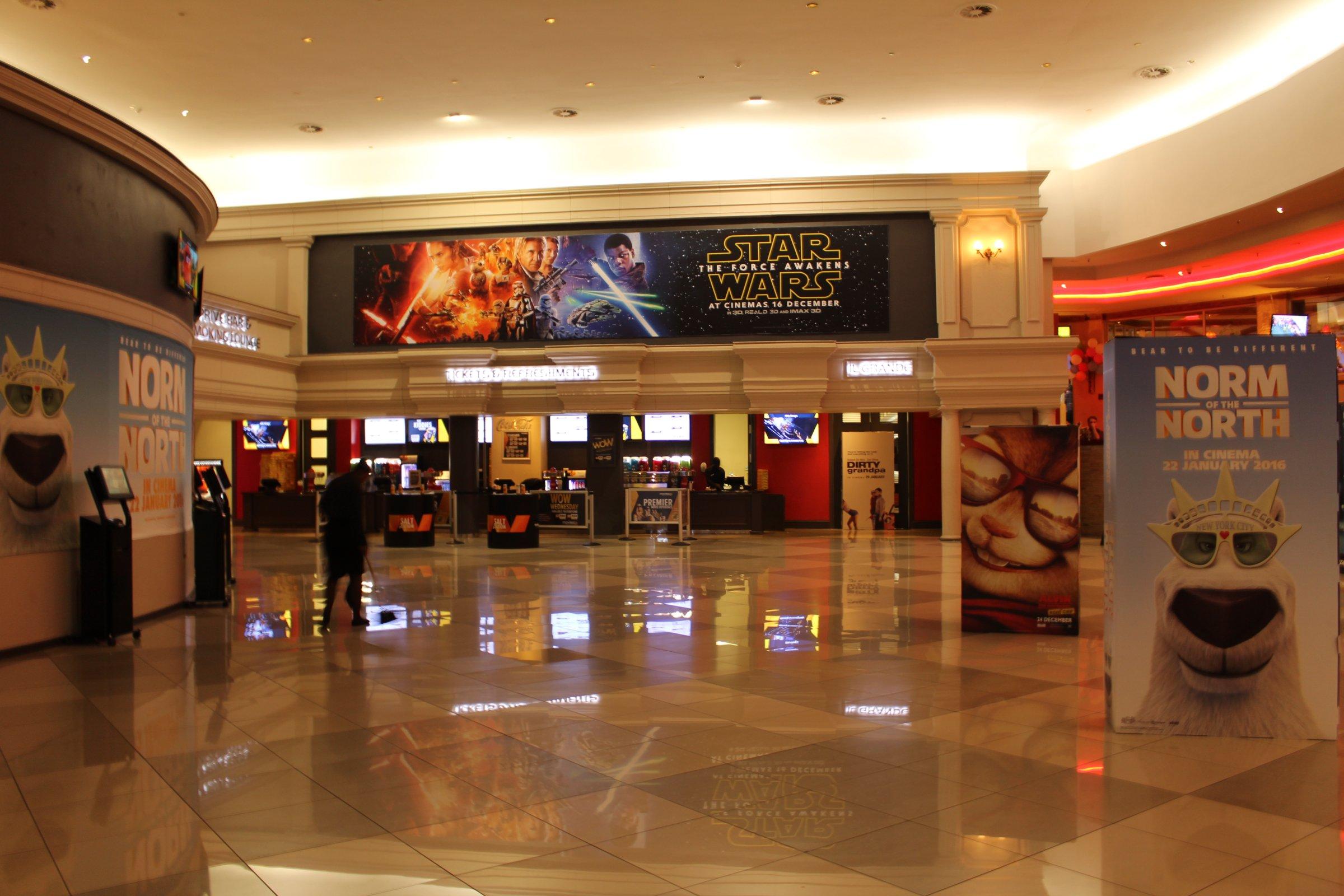 Kino im Montecasino