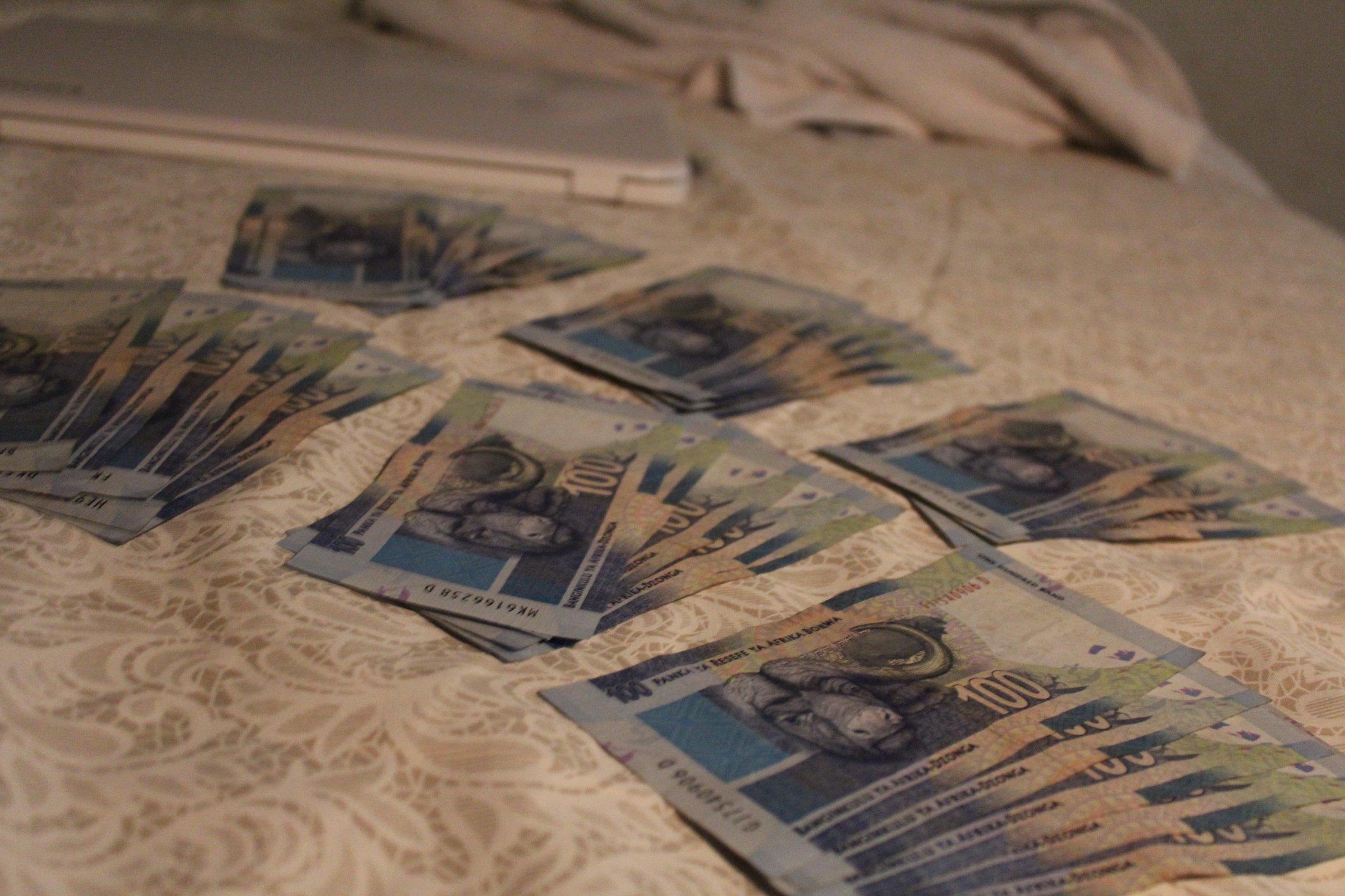 Südafrikanischer Rand